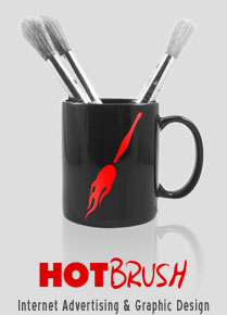 Back to Home Page of Hotbrush Internet Advertising